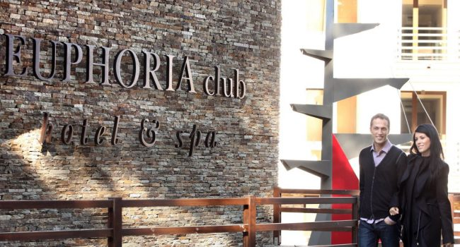 Еуфория Клуб Хотел 4* – Боровец