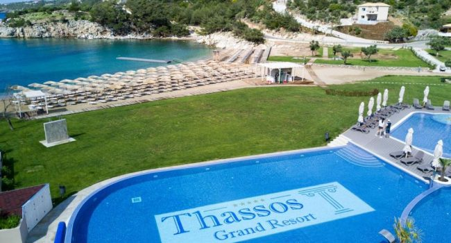 THASSOS GRAND RESORT 5* – Тасос