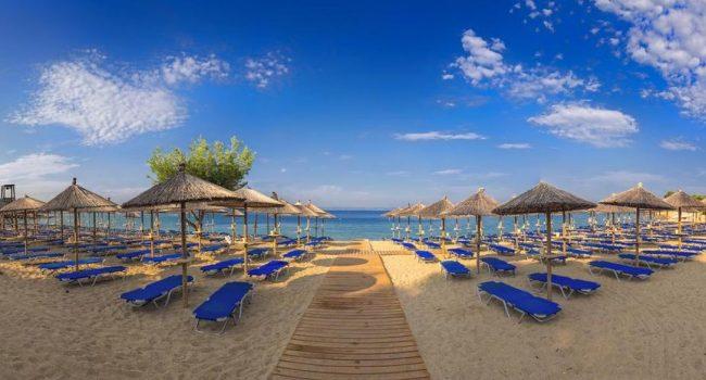 LAGOMANDRA BEACH HOTEL 4*- Ситония, Гърция