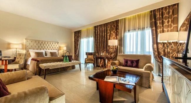 Луксозна почивка Pomegranate Wellness Spa Hotel 5*- Халкидики, Гърция