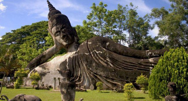 Едно пътешествие из Виетнам, Камбоджа и Лаос