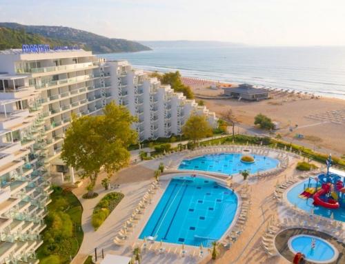 Най-новият 5 звезден хотел в Албена – Maritim Paradise Blue Hotel & Spa 5*