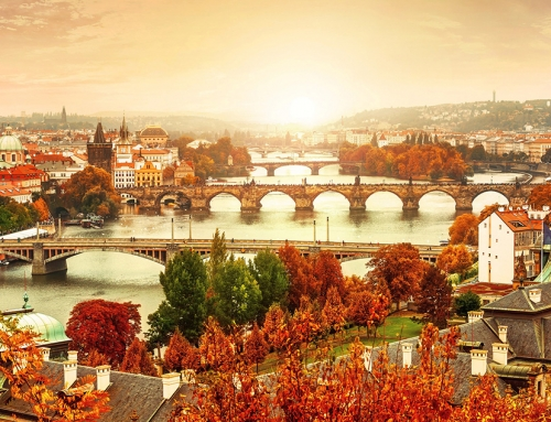 Есенно пътуване – Европейски прелести